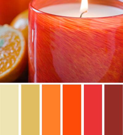 the many shades of Mandarin art glass
